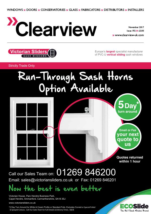 Clearview National November 2017 - Issue 192