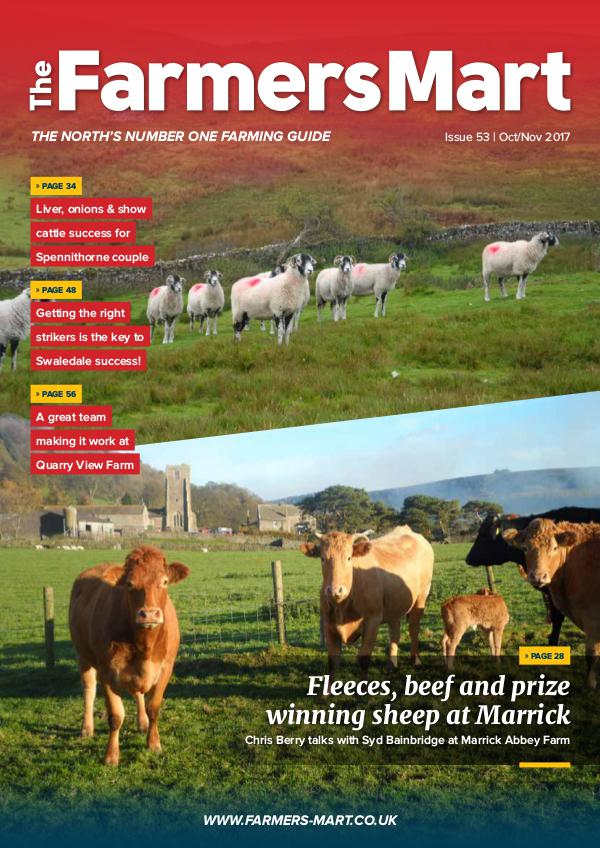 The Farmers Mart Oct-Nov 2017 - Issue 53