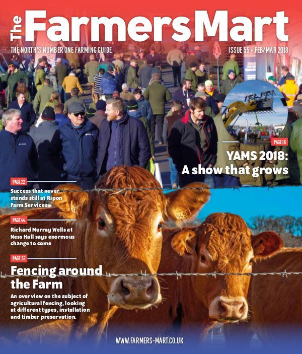 The Farmers Mart Feb-Mar 2018 - Issue 55