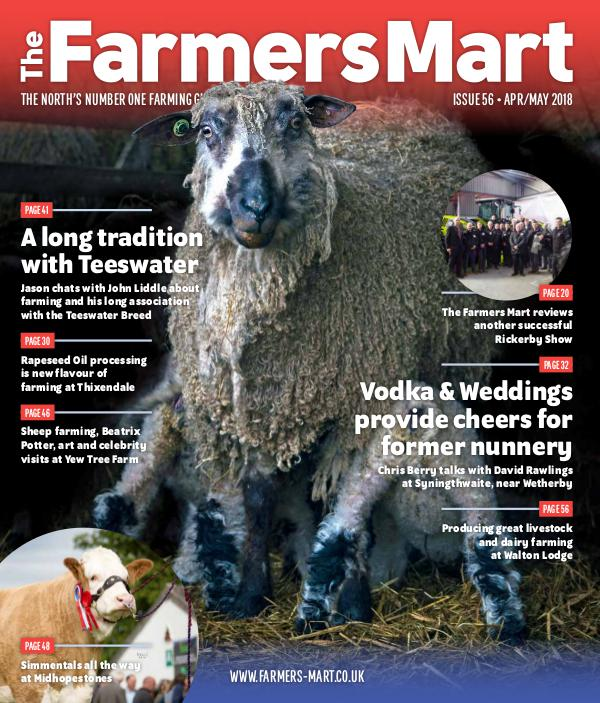 The Farmers Mart Apr-May 2018 - Issue 56