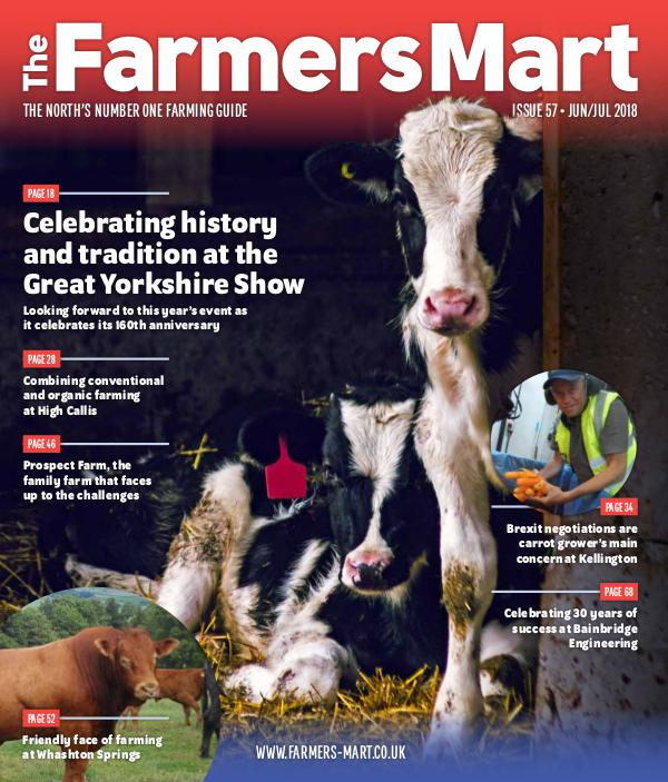 The Farmers Mart Jun-Jul 2018 - Issue 57