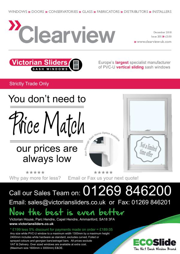 Clearview National December 2018 - Issue 205