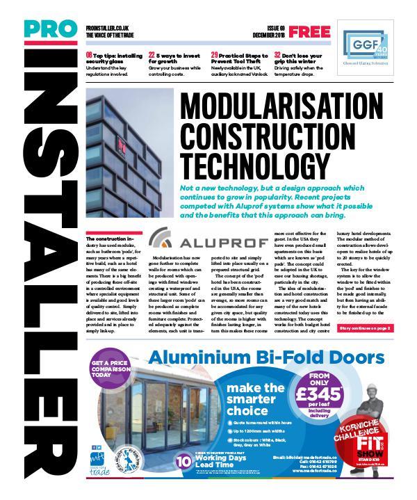December 2018 - Issue 69