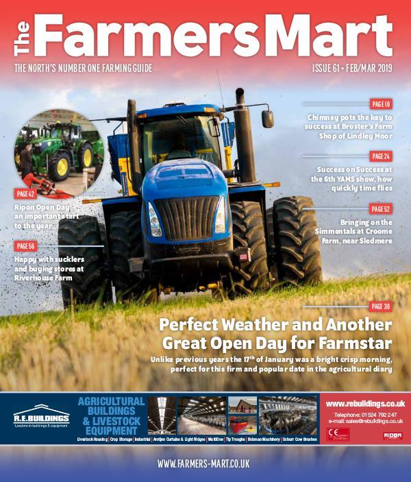 The Farmers Mart Feb-Mar 2019 - Issue 61