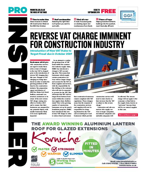 Pro Installer September 2019 - Issue 78