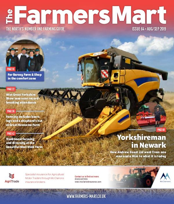 The Farmers Mart Aug-Sep 2019 - Issue 64