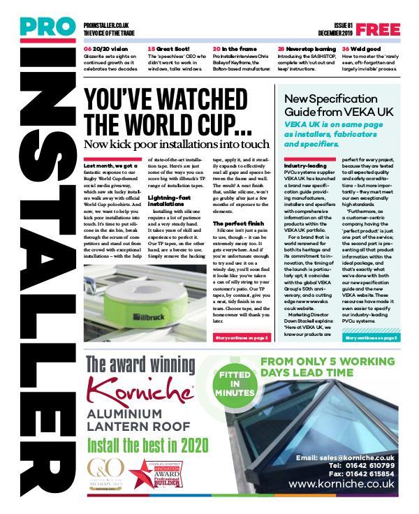 December 2019 - Issue 81