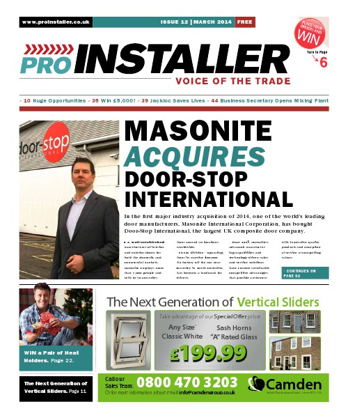 March 2014 - Issue 12