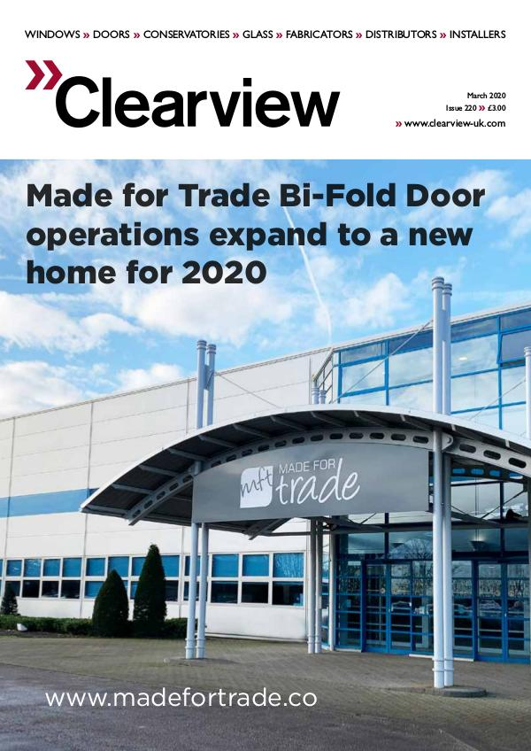 Clearview National March 2020 - Issue 220