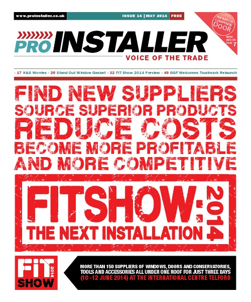 Pro Installer May 2014 - Issue 14