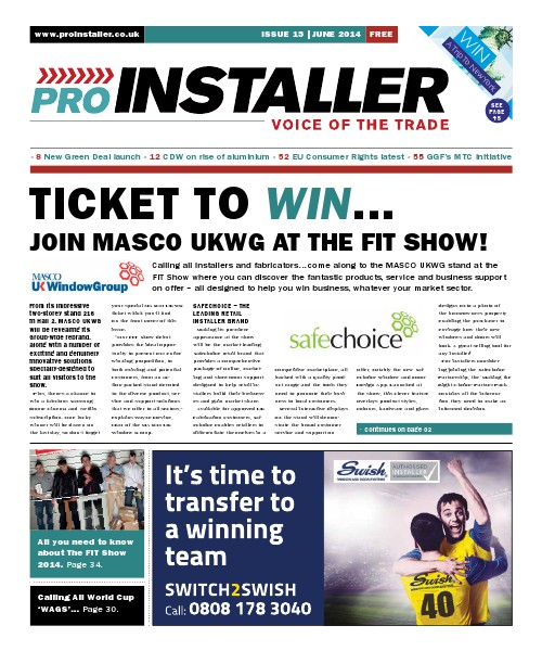 June 2014 - Issue 15
