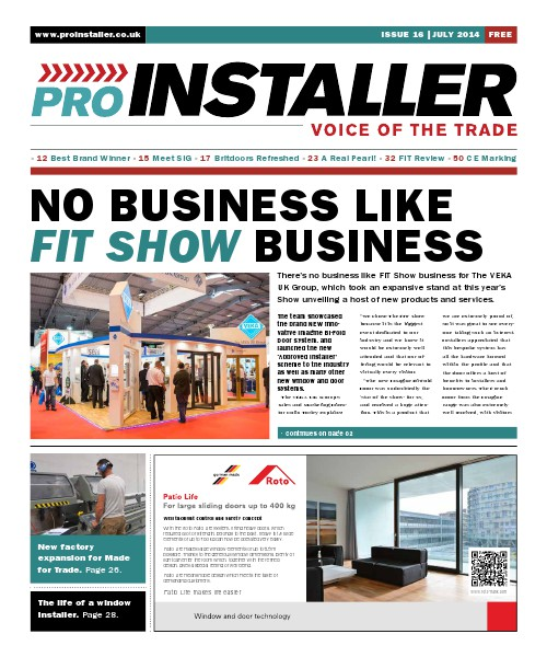 July 2014 - Issue 16