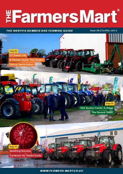 The Farmers Mart Oct/Nov 2014 - Issue 36