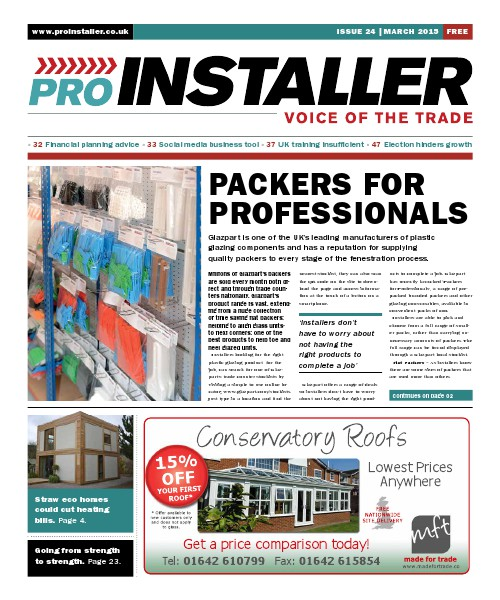 March 2015 - Issue 24