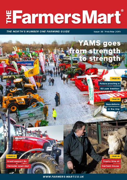 The Farmers Mart Feb/Mar 2015 - Issue 38