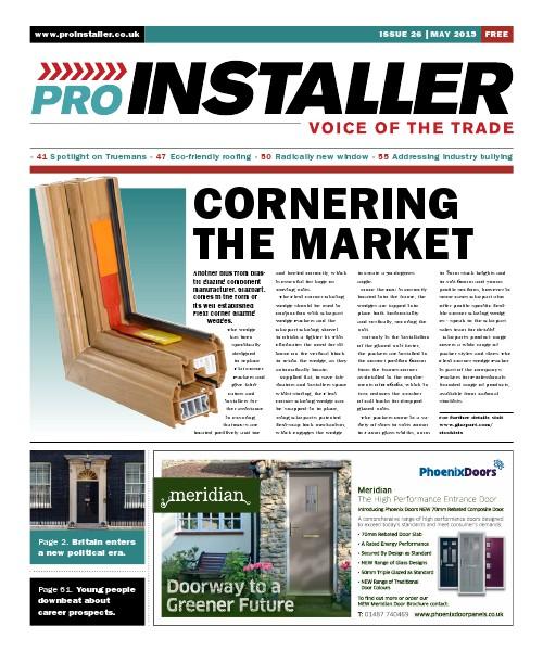 Pro Installer May 2015 - Issue 26