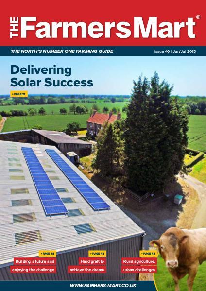 The Farmers Mart Jun/Jul 2015 - Issue 40