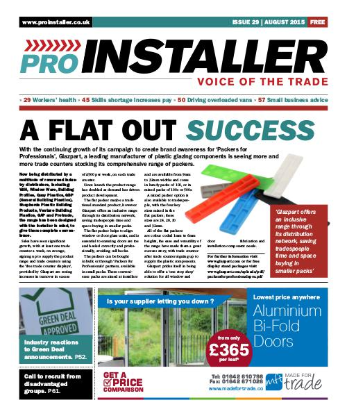 August 2015 - Issue 29