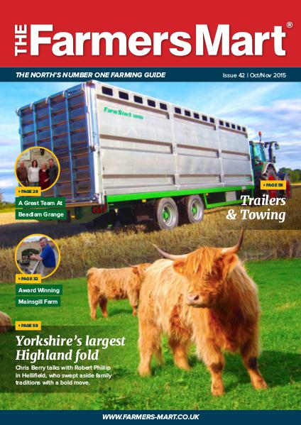The Farmers Mart Oct/Nov 2015 - Issue 42