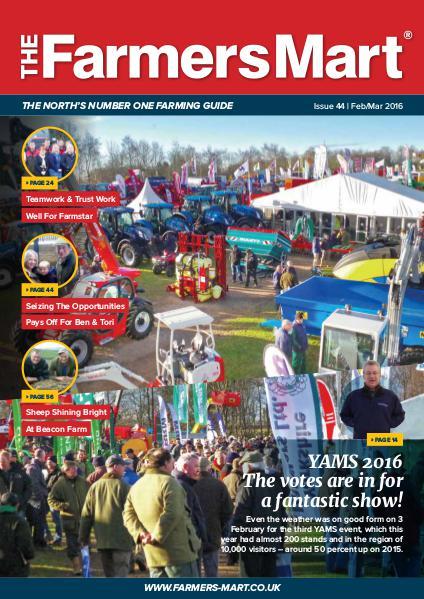 Feb/Mar 2016 - Issue 44