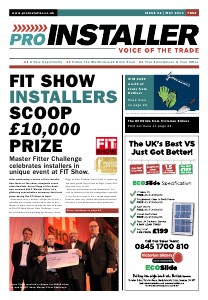 Pro Installer May 2013 - Issue 02