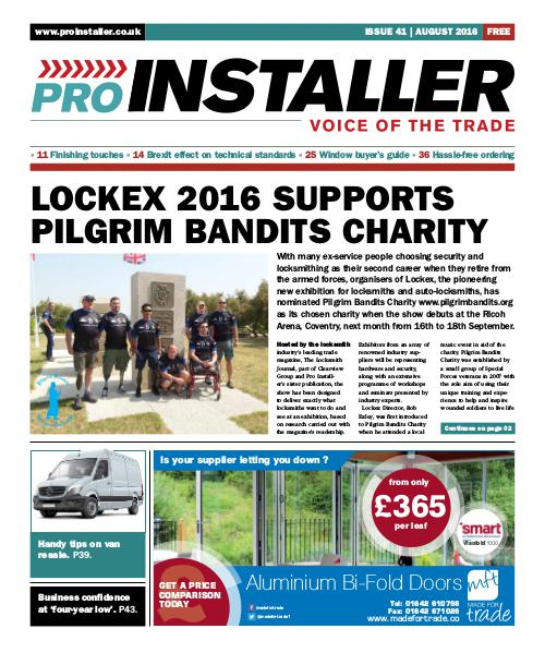 August 2016 - Issue 41