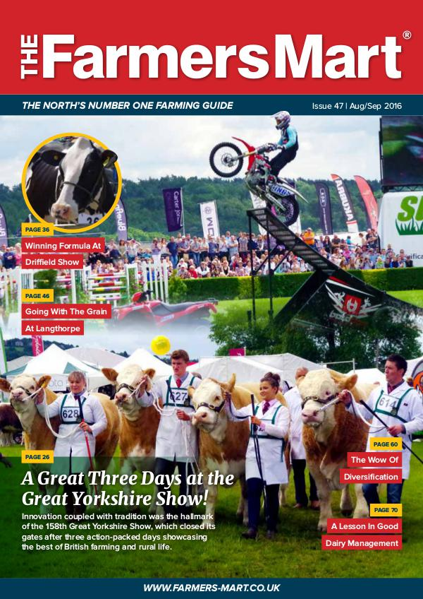 The Farmers Mart Aug/Sep 2016 - Issue 47