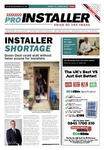 Pro Installer June 2013 - Issue 03
