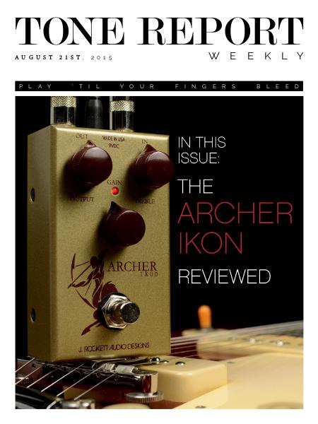Tone Report Weekly Issue 89