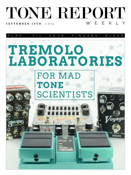 Tone Report Weekly Issue 93