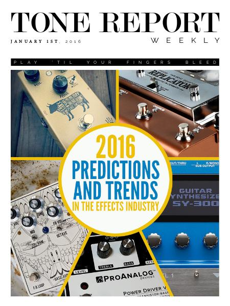 Tone Report Weekly Issue 108