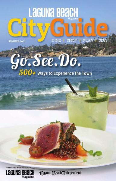Laguna Beach City Guide Summer 2014