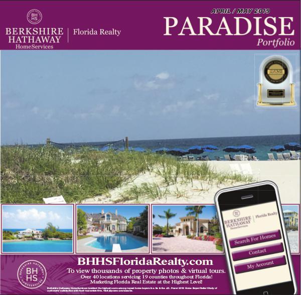 Paradise Portfolio - Miami Herald Edition April 2019 April 2019