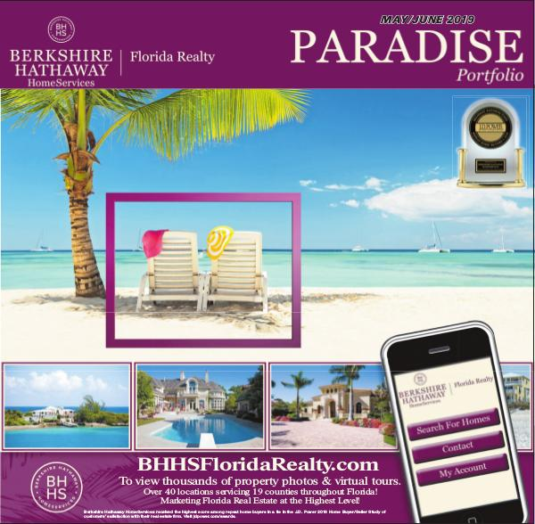Paradise Portfolio - Miami Herald Edition May 2019 May 2019
