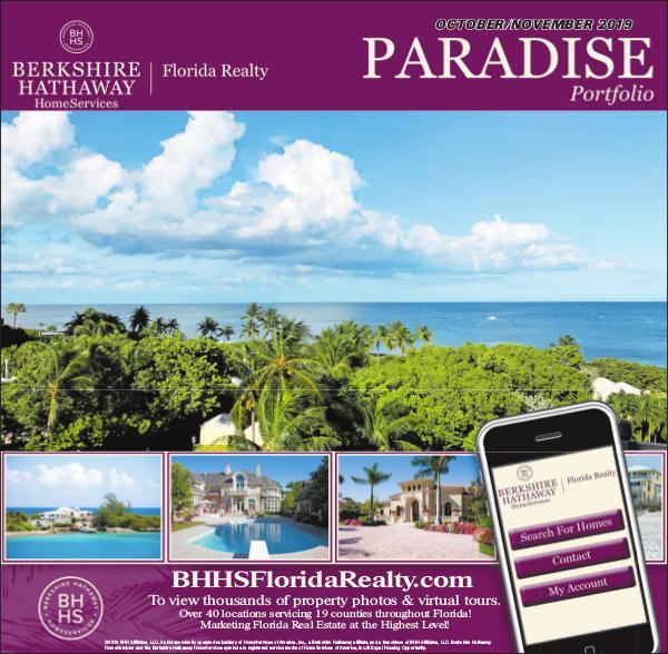 Paradise Portfolio - Miami Herald Edition October 2019 MiamiHerald_DigitalEdition_10-19