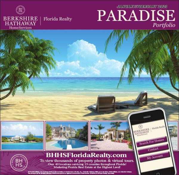 Paradise Portfolio - Miami Herald Edition January 2020 MiamiHerald_01-12-2020_DigitalVersion