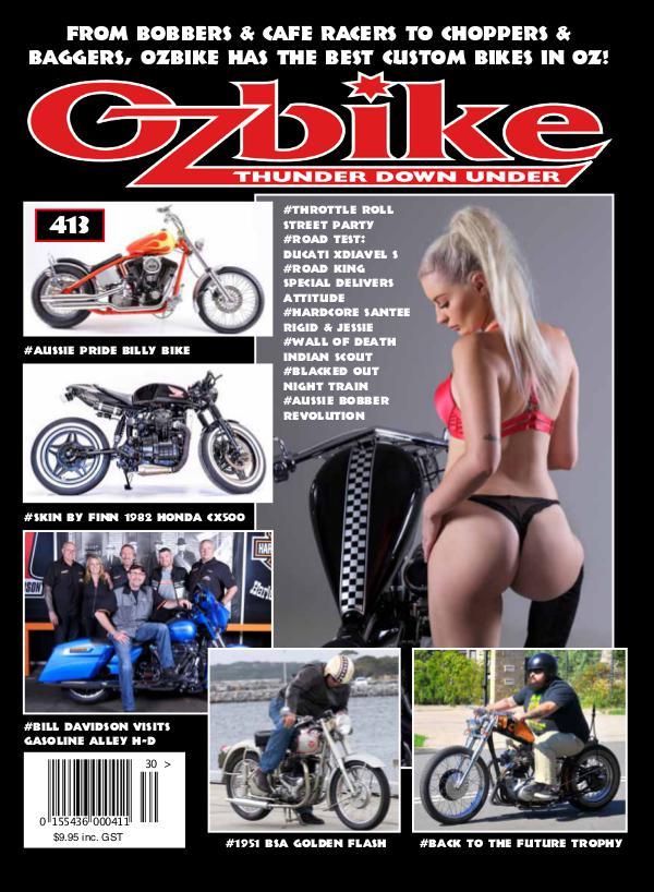 Ozbike #413