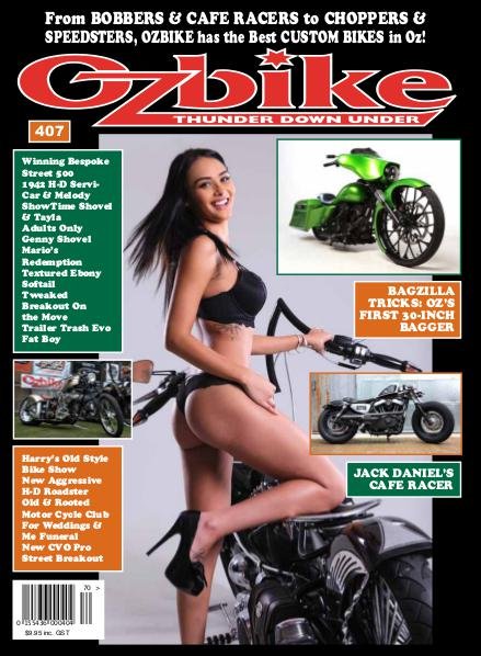 Ozbike #407