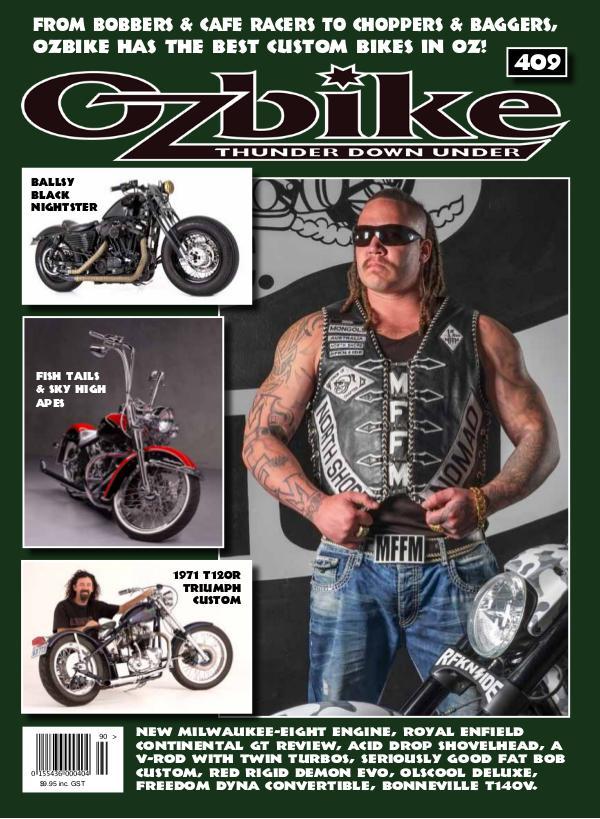 Ozbike Magazine Ozbike #409