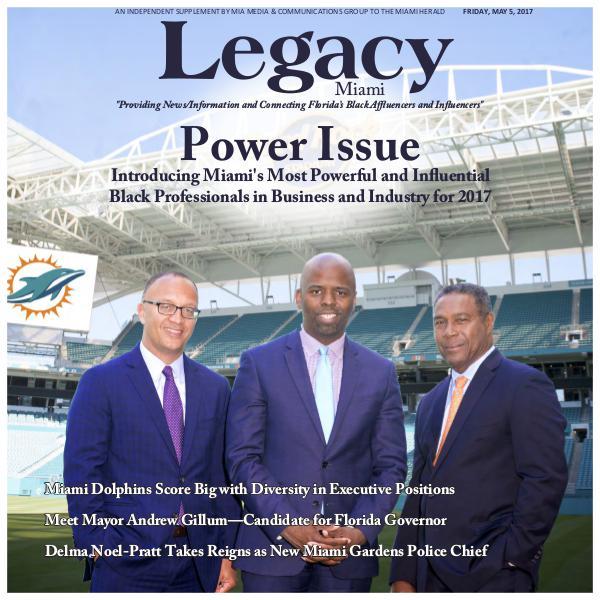 2017 Miami: Power Issue