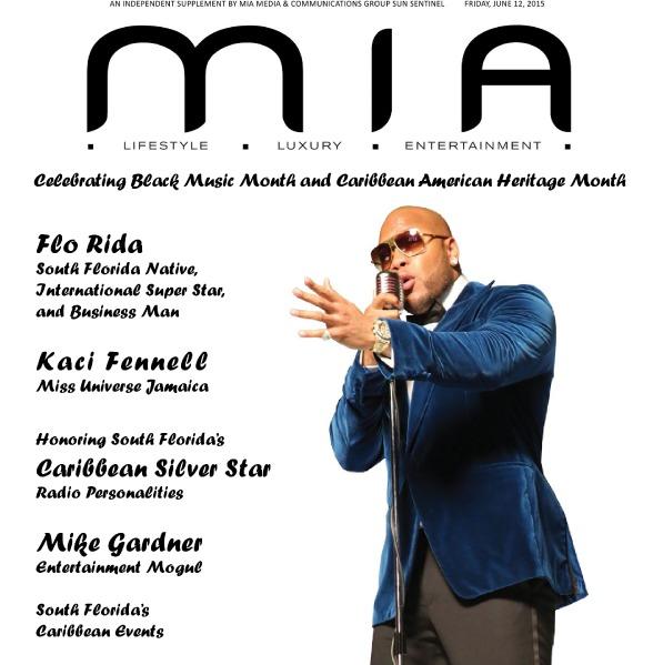 MIA Magazine June '15 Black Music & Caribbean Heritage Month