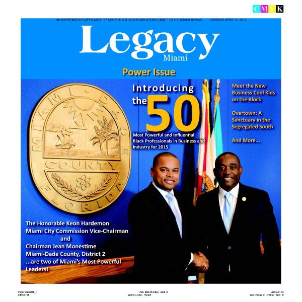 Legacy 2015 Miami Power Issue