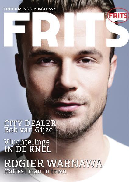 FRITS Magazine 40 september 2015 FRITS Magazine editie 40 september 2015