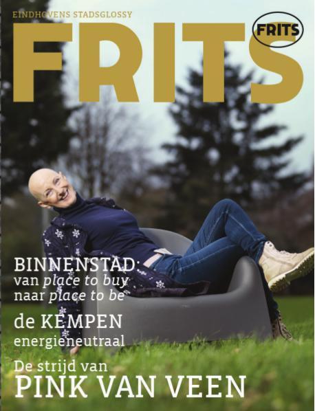 FRITS Magazine 40 september 2015 FRITS 41 december 2015