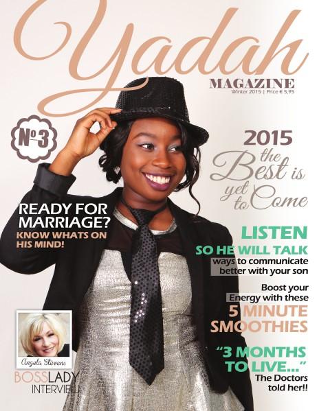 Yadah Magazine No3.Winter 2015