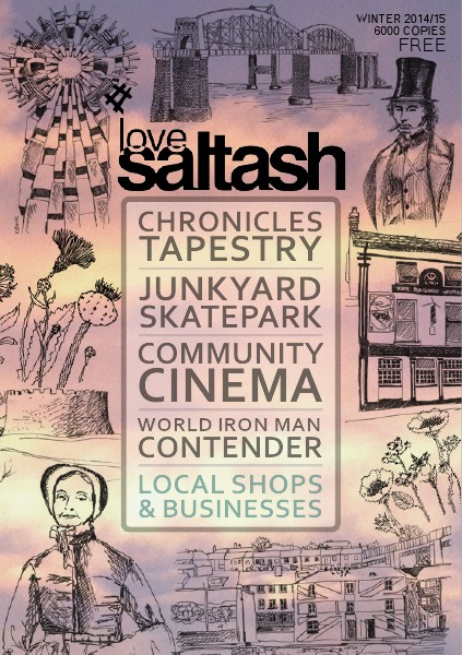 #LoveSaltash Issue 1 Love Saltash Issue 1