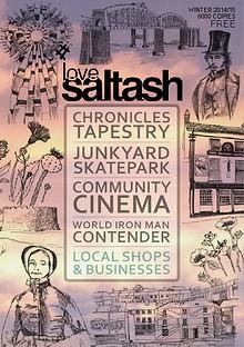 #LoveSaltash Issue 1