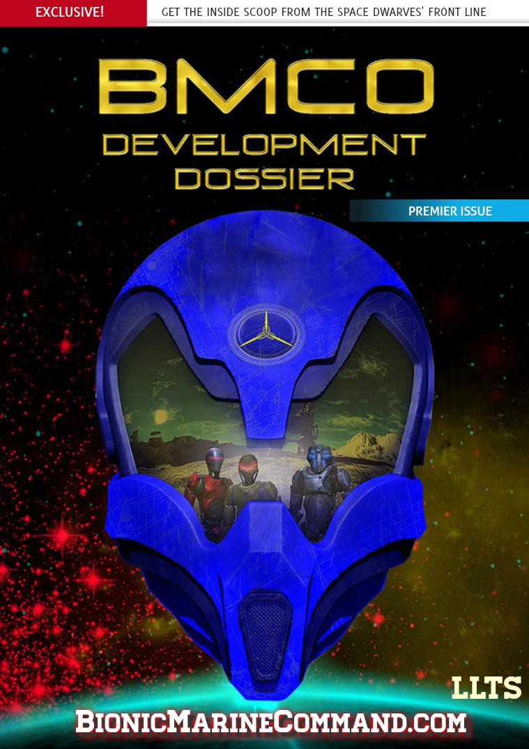Bionic Marine Command Online Development Volume 1 (premier issue)
