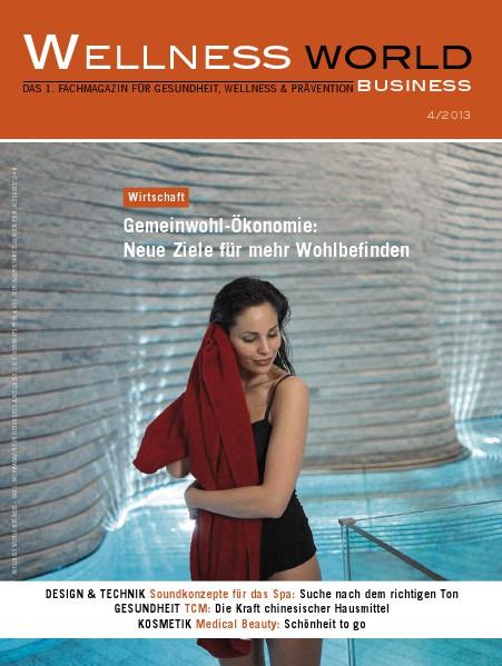 WELLNESS WORLD Business 4-2013