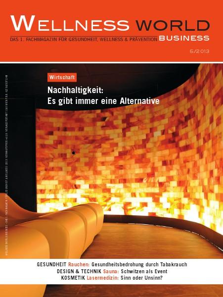 WELLNESS WORLD Business 5-2013
